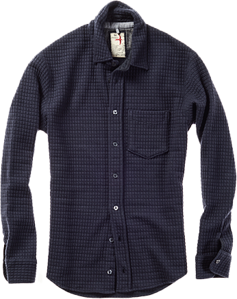 Bubble Grid Shirt