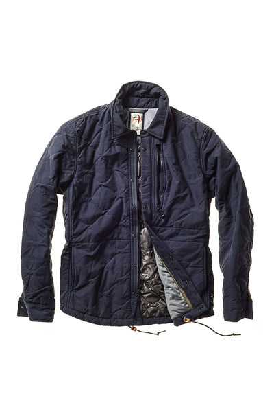 S-Quilt Shirtjacket