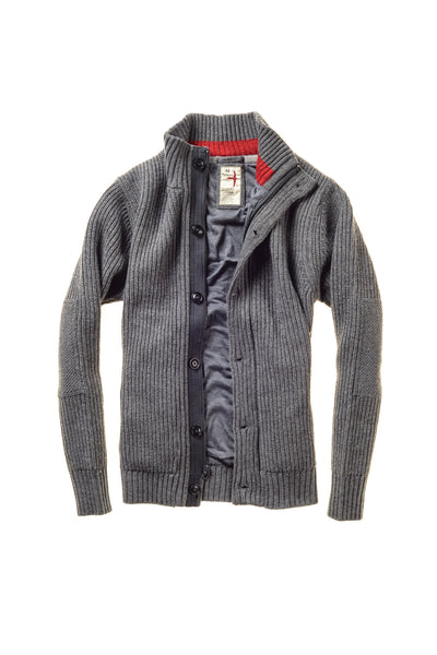 Zip Cardigan Jacket