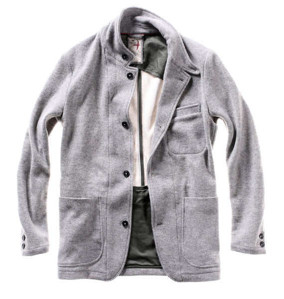 Sweater Trap Blazer