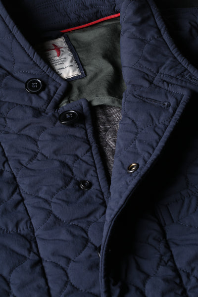 Quilted Trap Blazer