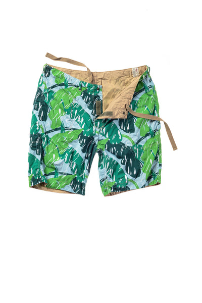 Reversible Surf Short