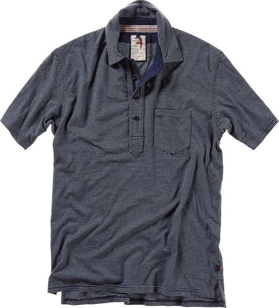 Finespun Stripe Polo