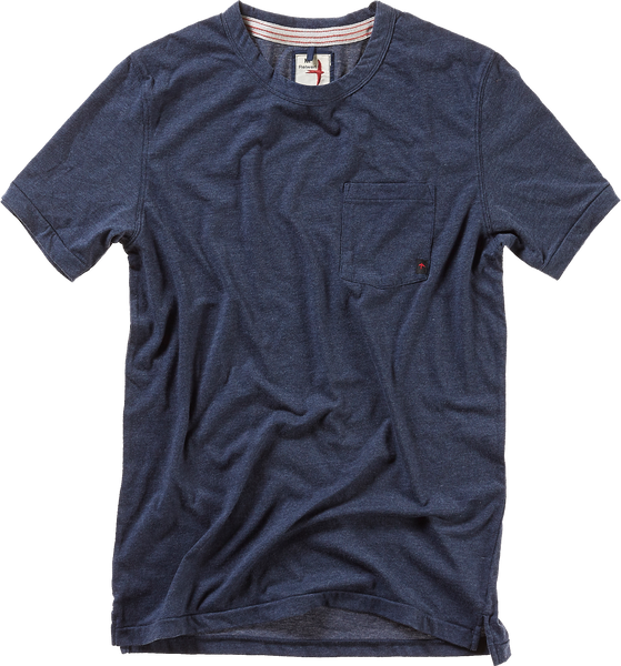 Finespun Pocket Tee
