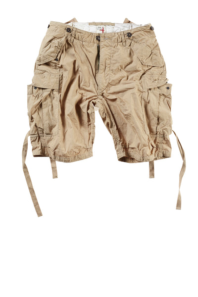 Cotton/Nylon Commando Short