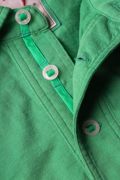 Solid Slot Polo