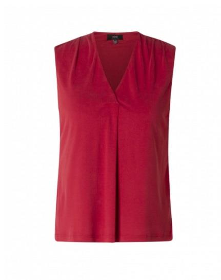 Yest Sleeveless Top - Janet's Fashions