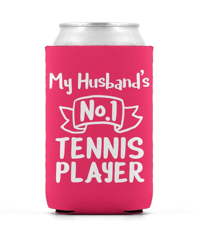 No1 Player (Husband) Can Sleeve - Heliconia - Koozies