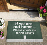 Not Home Doormat - Doormat