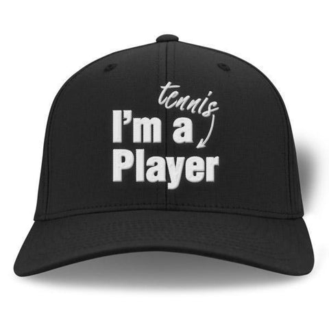 Player Cap - Black / One Size - Caps