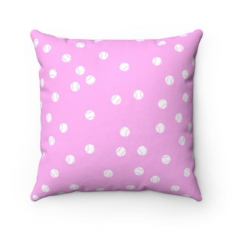 Polka Dot Pillow - 14X14 - Pillow
