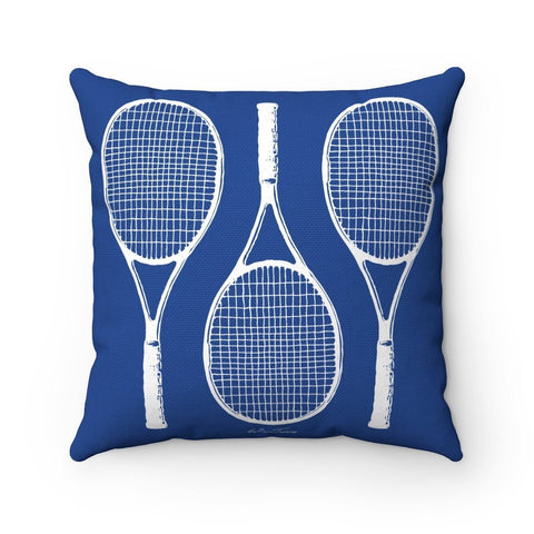 Racquets Pillow Case - 14X14 - Pillow Case