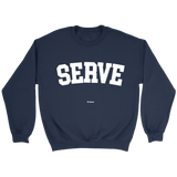 Serve Sweaters - Sweater / Navy / S - Sweaters & Hoodies