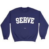 Serve Sweaters - Sweater / Purple / S - Sweaters & Hoodies