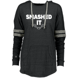 Smashed It Pullover - Vintage Black/vintage Grey / X-Small - Sweatshirts