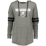 Smashed It Pullover - Vintage Grey/vintage Black / X-Small - Sweatshirts