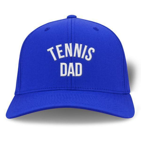 Tennis Dad Cap - True Royal / One Size - Caps