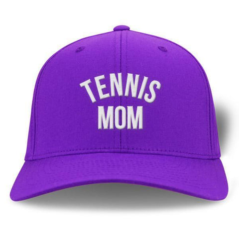 Tennis Mom Cap - Purple / One Size - Caps