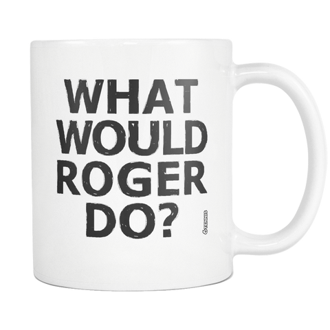 What Would Mug - White - Mug