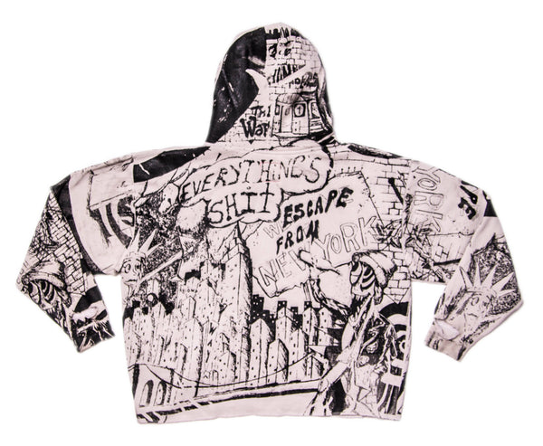 ESCAPE FROM NEW YORK HOODIE