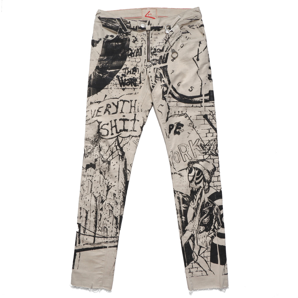 ESCAPE FROM NEW YORK DENIM