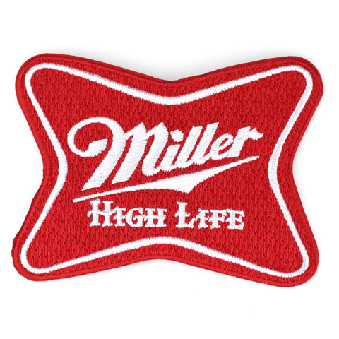 Miller High Life patch image