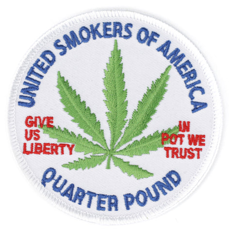 United Smokers of America patch image
