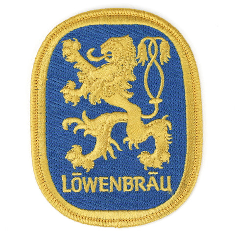 Lowenbrau patch image