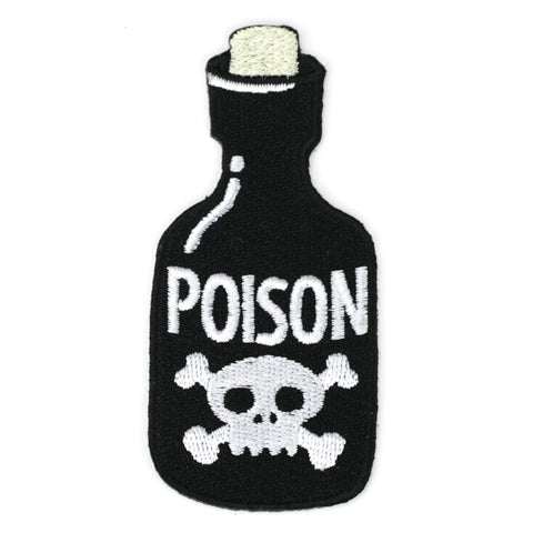 Poison patch image