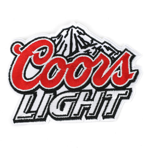 Coors Light patch image