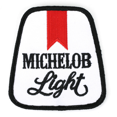 Michelob Light patch image