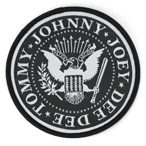 the ramones patch image