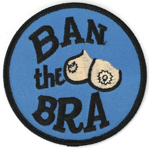 Ban The Bra patch image