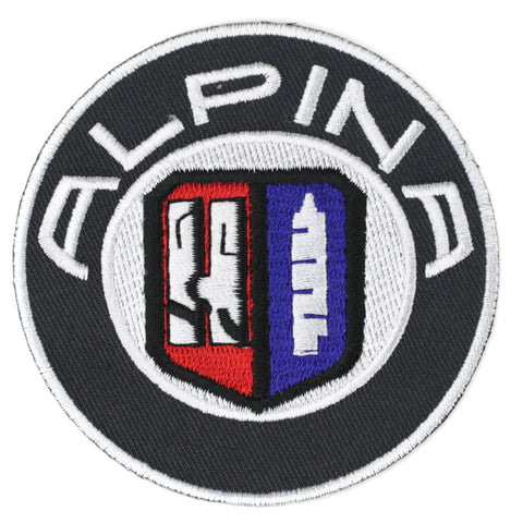 Alpina patch image