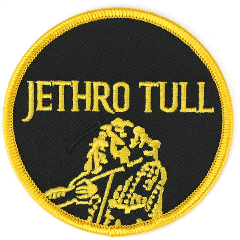 Jethro Tull patch image