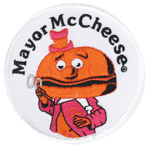 Mayor McCheese patch image
