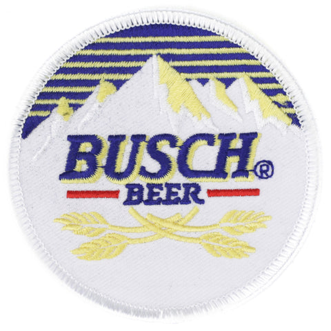 Busch Beer patch image