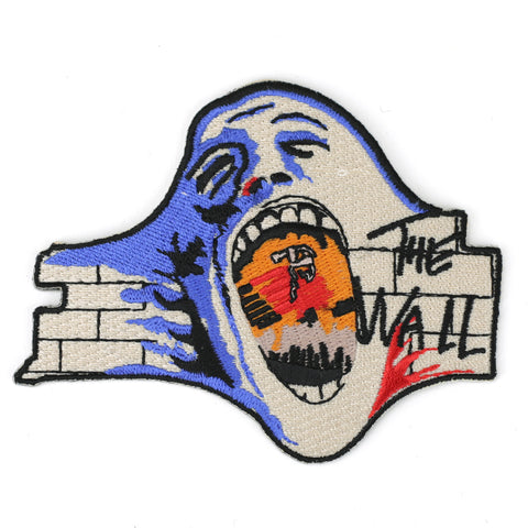 Pink Floyd The Wall patch image