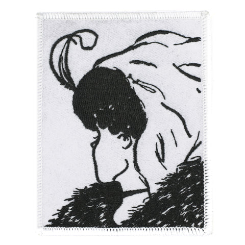 Young Woman/Old Woman patch image