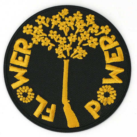 Flower Power patch image