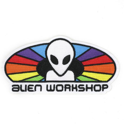 Alien Workshop - Patch Club