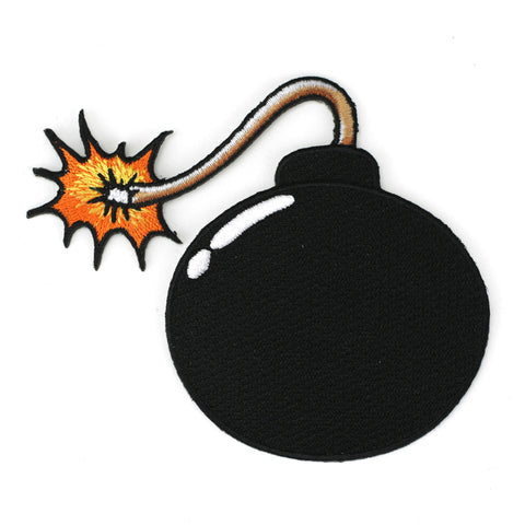 Bomb patch image
