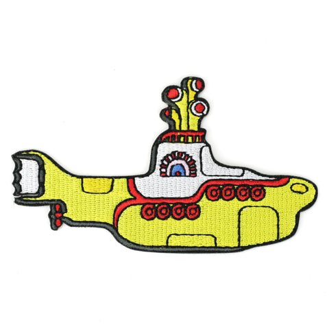 Yellow Submarine patch image