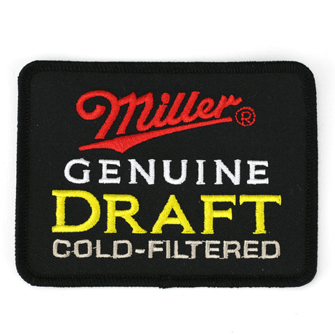Miller Genuine Draft Cold-Filtered patch image