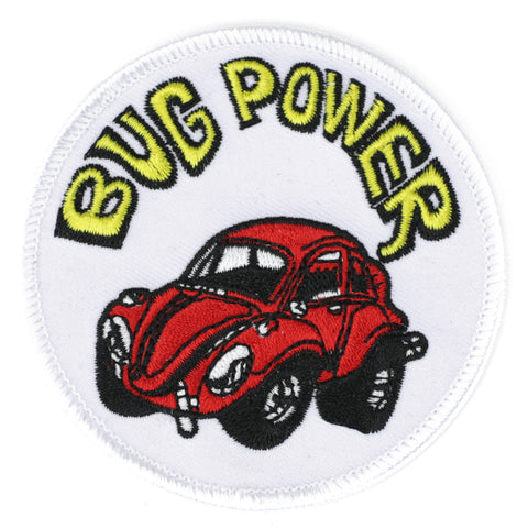 Bug Power patch image