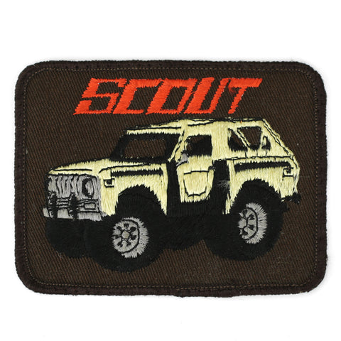 Scout - Patch Club