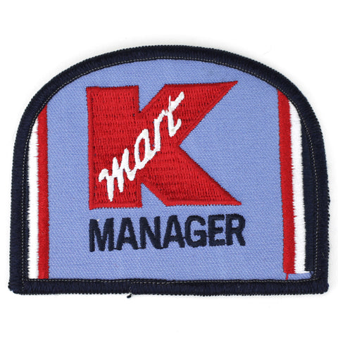 K-Mart Manager patch image