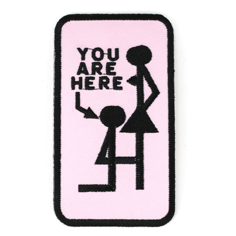 You Are Here - Patch Club