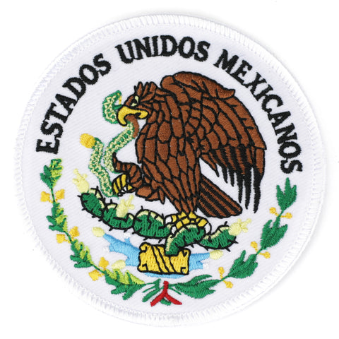 Estados Unidos Mexicanos - Patch Club