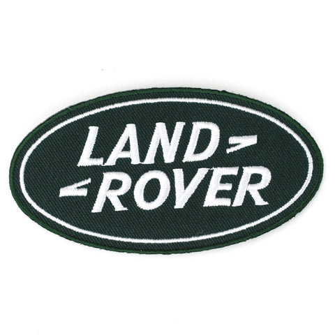 Land Rover patch image
